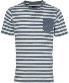 Jac Hensen t-shirt - modern fit - grijs