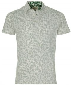 Hensen polo - slim fit - groen