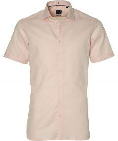 Nils overhemd - bodyfit - roze