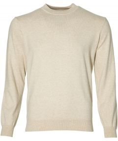 City Line by Nils pullover - slim fit - beige