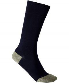 Jac Hensen sokken 2-pack - groen