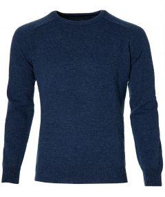 Jac Hensen pullover - modern fit - blauw