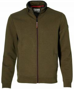 No Excess vest - modern fit - groen