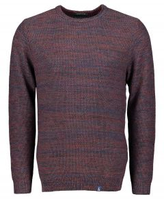 Colours & Sons pullover - modern fit -  paars