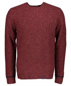 Colours & Sons pullover -modern fit -bordeaux