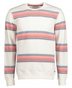 No Excess pullover - slim fit - wit