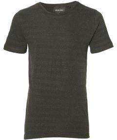 Anerkjendt t-shirt - slim fit - groen