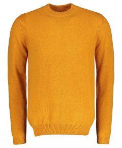 Anerkjendt pullover - slim fit - oker