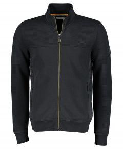 No Excess vest - modern fit - zwart