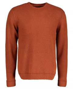 No Excess pullover - modern fit - brique