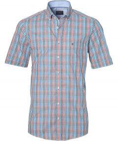 sale - Casa Moda overhemd - regular fit - blauw