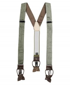 Jac Hensen Premium bretels - groen