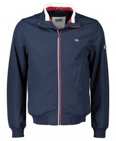 Tommy Jeans jack - slim fit - blauw