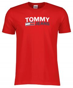 Tommy Jeans t-shirt - modern fit - rood