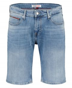Tommy Jeans short - slim fit -blauw