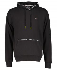 Tommy Jeans sweater - slim fit - zwart