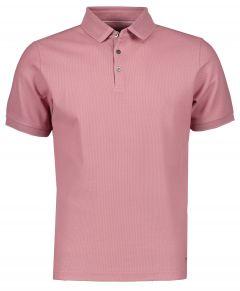 Jac Hensen polo - modern fit - roze