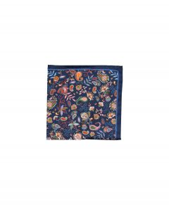 Jac Hensen Premium pochet - blauw