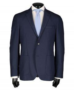 Nils kostuum - slim fit - blauw