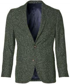 Jac Hensen colbert - modern fit - groen