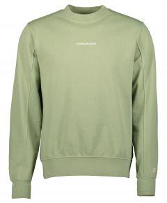 Calvin Klein pullover - slim fit - groen