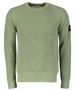 Calvin Klein sweater - slim fit - groen