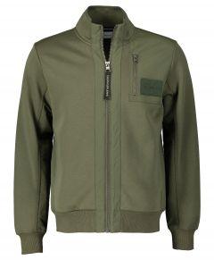 Calvin Klein vest - slim fit - groen