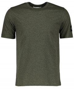 Calvin Klein t-shirt - slim fit - groen