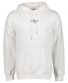 Calvin Klein sweater - slim fit - wit