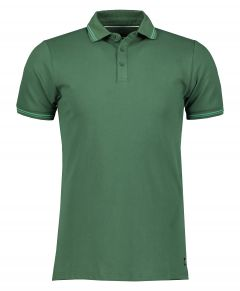 City Line by Nils polo - slim fit - groen