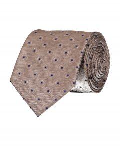 Jac Hensen stropdas - beige