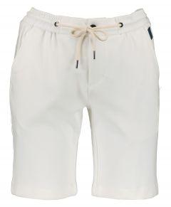 Hensen short - slim fit - wit