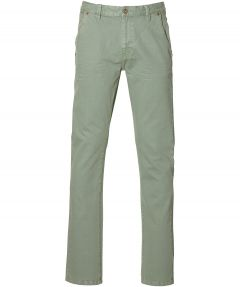 sale - Lion jeans - slim fit - mintgroen