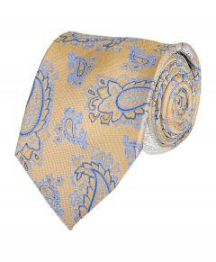Jac Hensen stropdas - geel