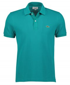 Lacoste polo - slim fit - petrol