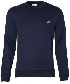 Lacoste pullover - slim fit - blauw