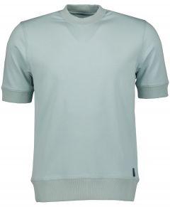 Hensen sweatshirt - slim fit - groen