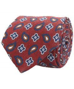 Jac Hensen Premium stropdas - bordeaux