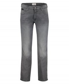 Wrangler jeans Texas - modern fit - grijs