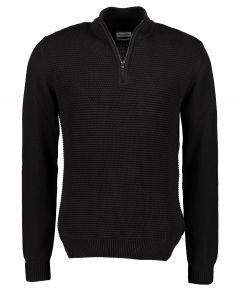 Wrangler polo - modern fit - zwart