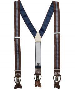 Jac Hensen Premium bretels - bruin