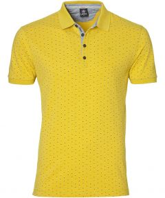 Lerros Polo - Modern fit - Geel