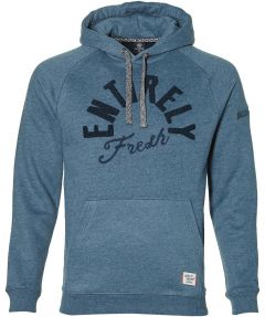 Lerros sweater - modern fit - blauw