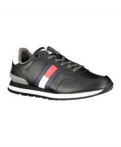 Tommy Jeans sneaker - zwart