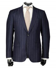 Jac Hensen Premium kostuum -modern fit -blauw