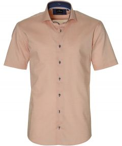 Jac Hensen overhemd - modern fit - zalmroze
