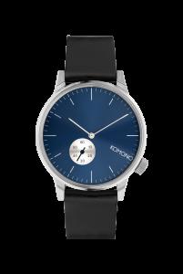Komono horloge - zwart