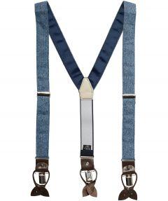Jac Hensen Premium bretels - blauw