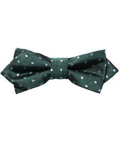Jac Hensen strik - groen
