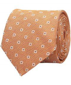 sale - Jac Hensen Premium stropdas - oranje
